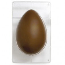 Decora Chocolate Mould - 250g Easter Egg