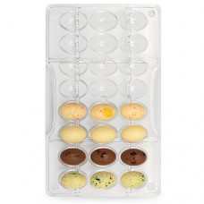 Decora Chocolate Mould - Small Easter Eggs
