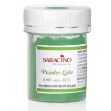 Saracino Powder Food Colour - Green