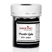Saracino Powder Food Colour - Black