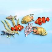 Katy Sue Fish, Seaweed & Coral Mould