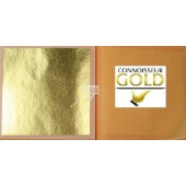 24ct Edible Gold Leaf Transfer Sheets Pk/5