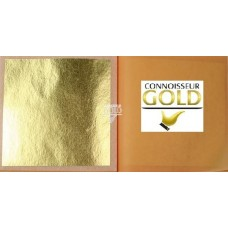 23ct Edible Gold Leaf Transfer Sheets Pk/25