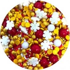Christmas Sparkle Sprinkle Mix 100g