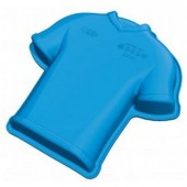SilikoMart Small Football Shirt Mould