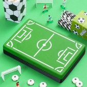 Decora Cake Stencil - Football Pitch