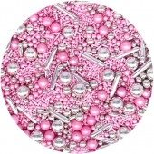 Chic Silver! Sprinkle Mix 100g