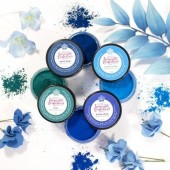 Immaculate Confections - Blues & Teals Dust Set/4