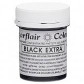 Sugarflair Black Extra Paste 42g