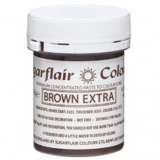 Sugarflair Brown Extra Paste 42g