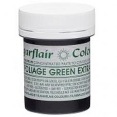 Sugarflair Foliage Green Extra Paste 42g
