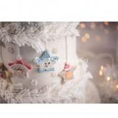 Karen Davies Christmas Stars Mould