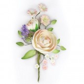 Ranunculus Flower Spray