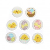 Easter Chick Sugarettes Pk/24