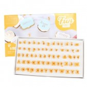 PME Fun Fonts - Cupcakes and Cookies Collection 2 Set/66