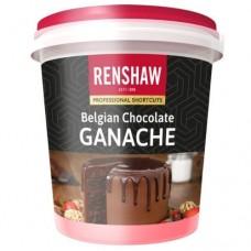 Renshaw Belgian Chocolate Ganache 350g