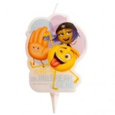 Dekora Emoji Candle