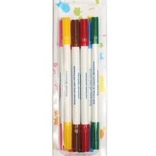 Colour Splash Food Colour Pens Assorted 8 Pack