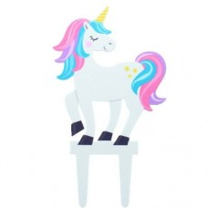 Gum Paste Unicorn Topper