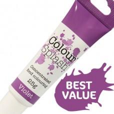 Colour Splash Gel - Violet