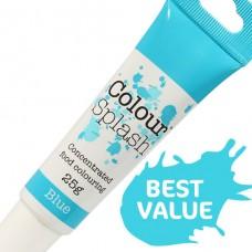 Colour Splash Gel - Blue