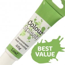 Colour Splash Gel - Leaf Green