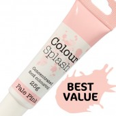 Colour Splash Gel - Pale Pink