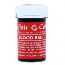 Sugarflair Blood Red Paste 25g
