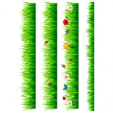 Blades of Grass Wafer Paper Sheets Pk/3
