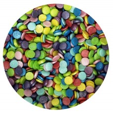 Rainbow Mix Glimmer Confetti 70g