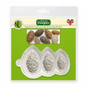 Katy Sue Pine Cones Mould