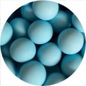 10mm Matt Blue Choco Balls 80g