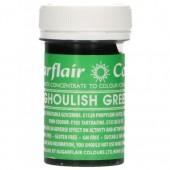 Sugarflair Ghoulish Green Paste 25g