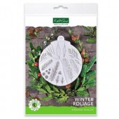 Flower Pro Winter Foliage Silicone Mould