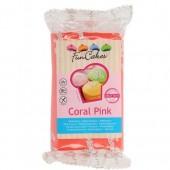 FunCakes Fondant - Coral Pink - 250g