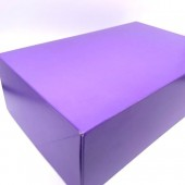 Purple Cupcake Box 6's
