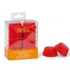 Decora Red Mini Buncases Pk/200