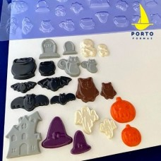 Porto Formas Halloween Mould