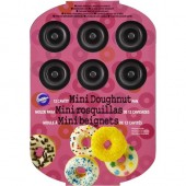 Wilton Non-Stick 12 Cavity Mini Donut Pan