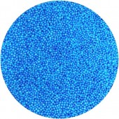 Glimmer Blue Mini Pearls 80g