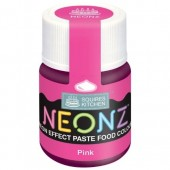 Squires NEONZ Paste Colours - Pink