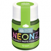 Squires NEONZ Paste Colours - Green