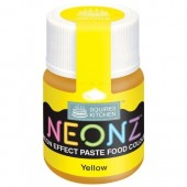 Squires NEONZ Paste Colours - Yellow