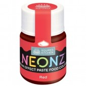 Squires NEONZ Paste Colours - Red