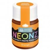 Squires NEONZ Paste Colours - Orange