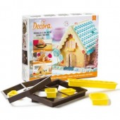Decora Fairy Tale House Cutter Set/8