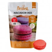 Decora Macaron Mix - Red 250g