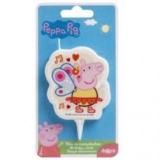 Peppa Pig 2D Candle