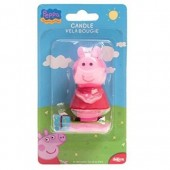 Peppa Pig with Present Candle