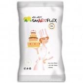 1kg Smartflex White Velvet Sugarpaste - Lemon Flavoured